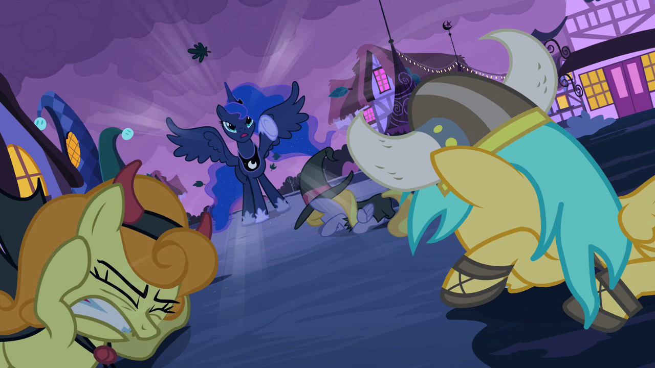 Luna Eclipsed: Full Episode Review (MLP:FiM, S2E4) - The Official