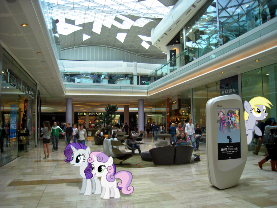 The slow death of the American mall - Fly With Me - MLP Forums