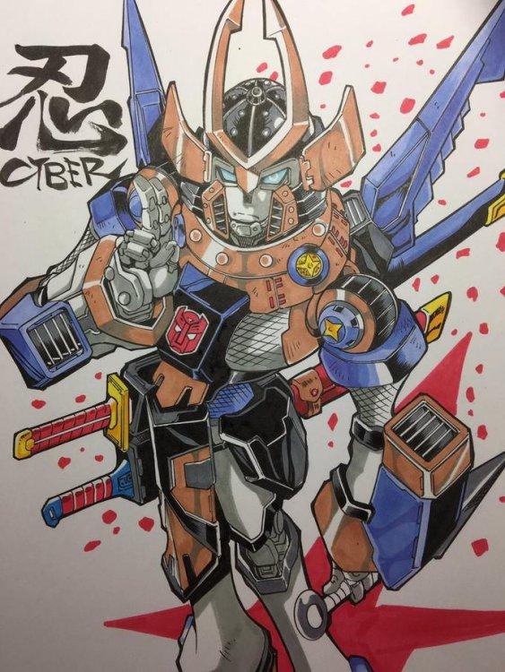 Fictional character Mecha Illustration Cartoon Fiction Transformers