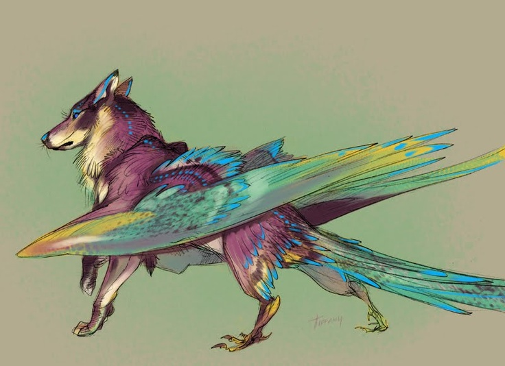 Image result for wolf griffin