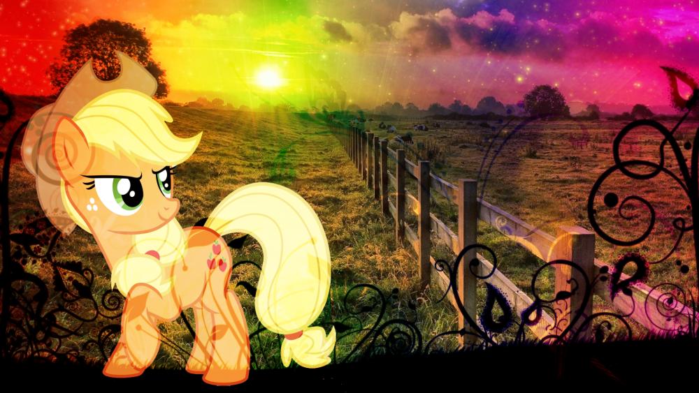 My Little Pony: Friendship is Magic HD Wallpaper | Background ...