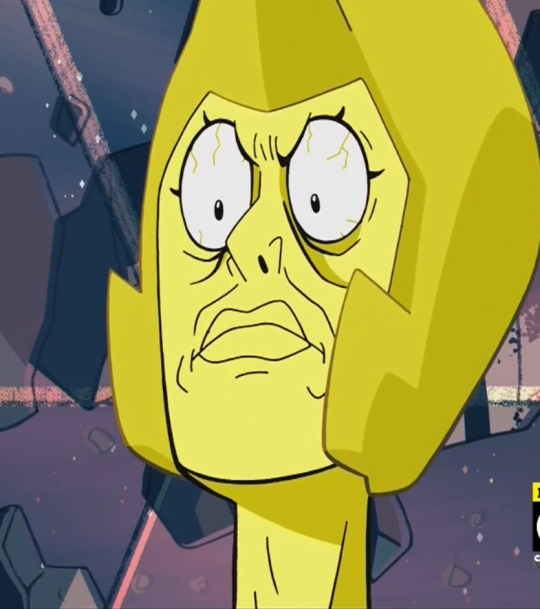 Image result for yellow diamond face