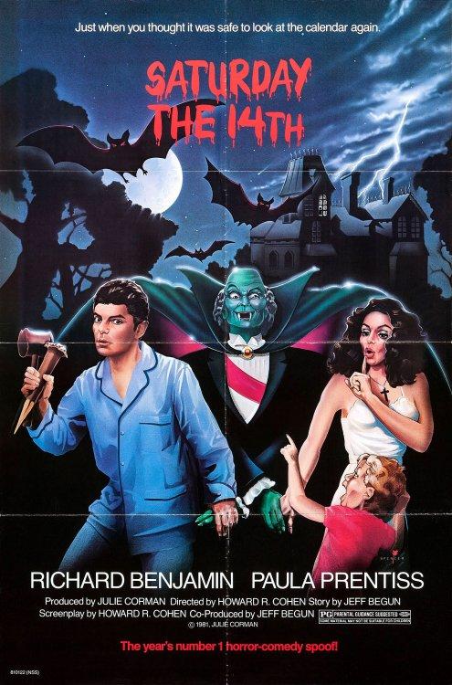Saturday the 14th (1981) - IMDb