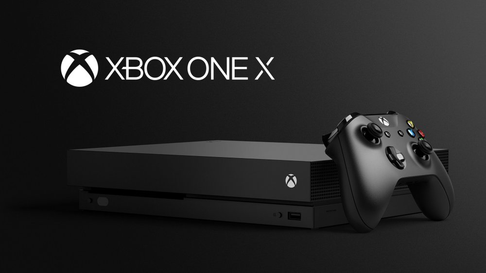 Xbox One X is Microsoft's next game console, arriving on ...