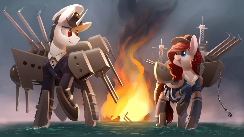 Protecting The Sea by Underpable