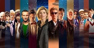 Image result for every doctor 1963-2018