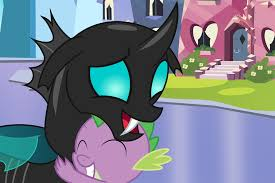 Image result for Spike hugging Thorax