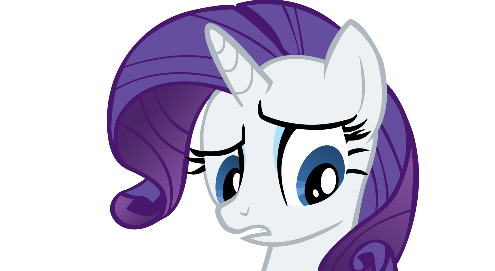 my_little_vector___rarity_by_rudahn-d4fe
