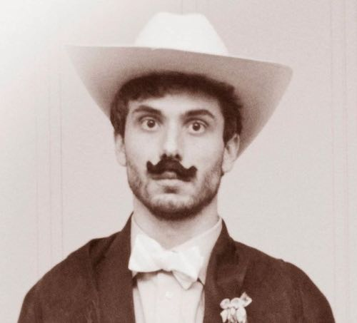 Nick Confalone, cowboy