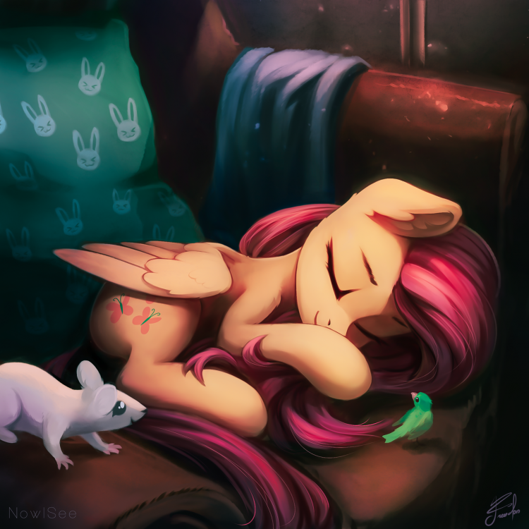 Peaceful by INowISeeI