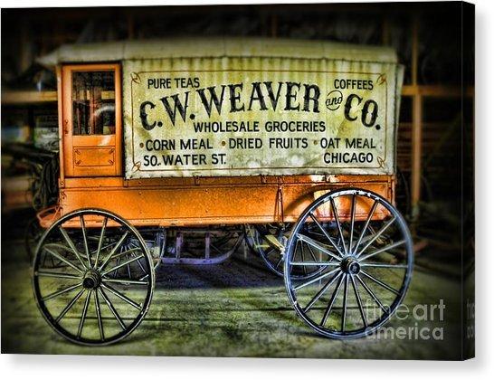Billedresultat for old timey traveling salesman cart