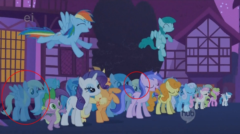 Scootaloo S Mom Found Fim Show Discussion Mlp Forums In the washouts, scootaloo briefly idolizes lightning dust and her titular stunt team. scootaloo s mom found fim show