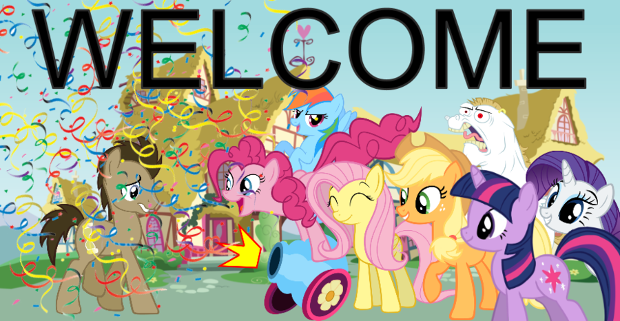Image result for welcome mlp
