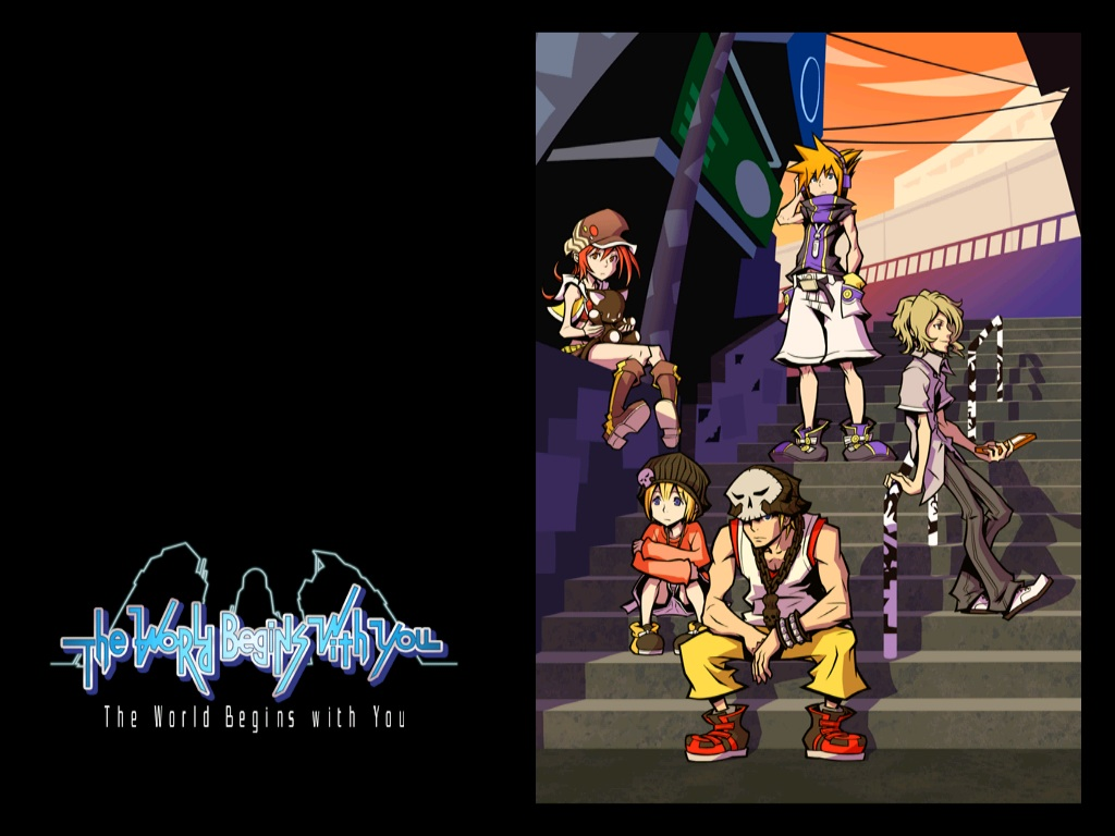 Gaming The World Ends With You Media Discussion Mlp Forums