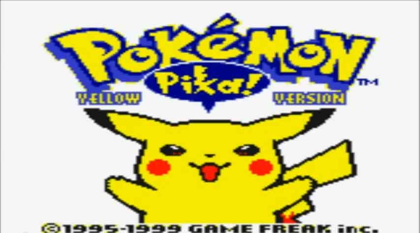 Turbo Review: Pokemon Yellow (Gameboy) - Turbo Reviews