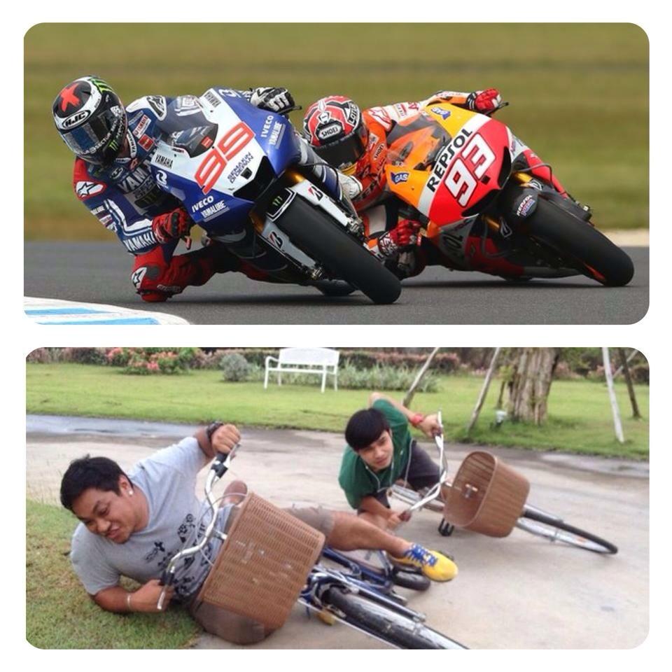 Картинки мотоциклов с юмором