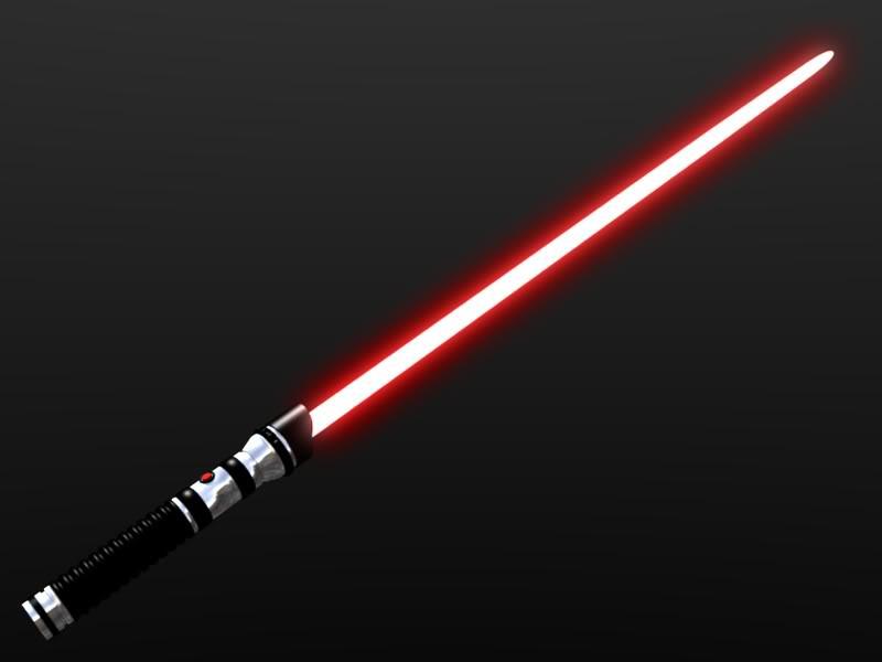 Красный световой меч картинки