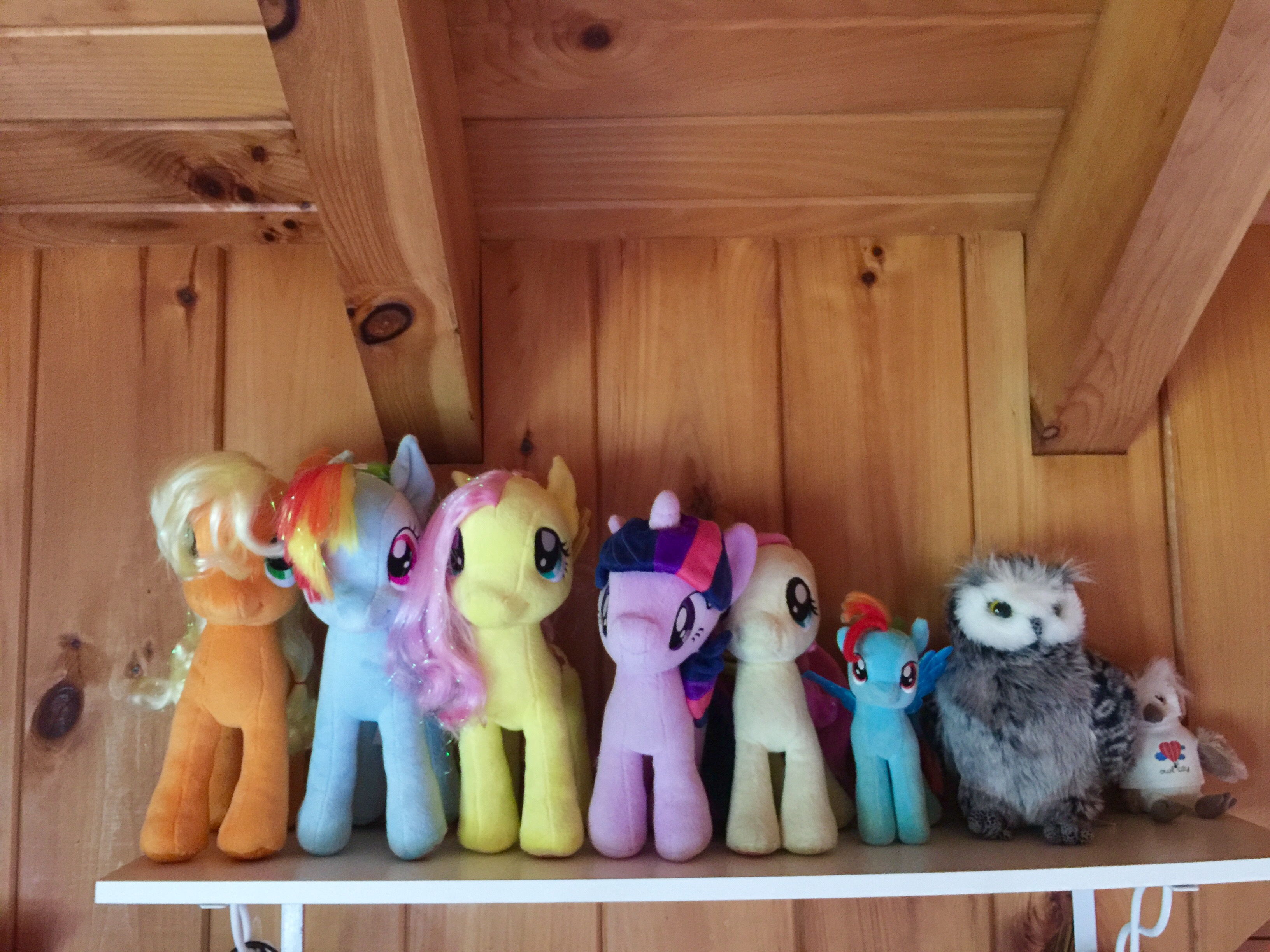 f108f77db88 How many plushies do you own (do not count duplicates of a character ...