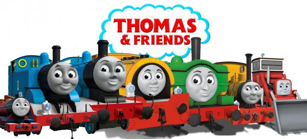 Томас и друзья картинки на белом фоне