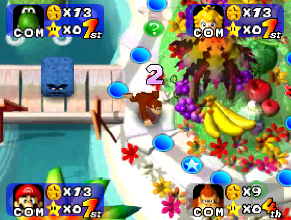 Turbo Review: Mario Party (N64) - Turbo Reviews! - MLP Forums