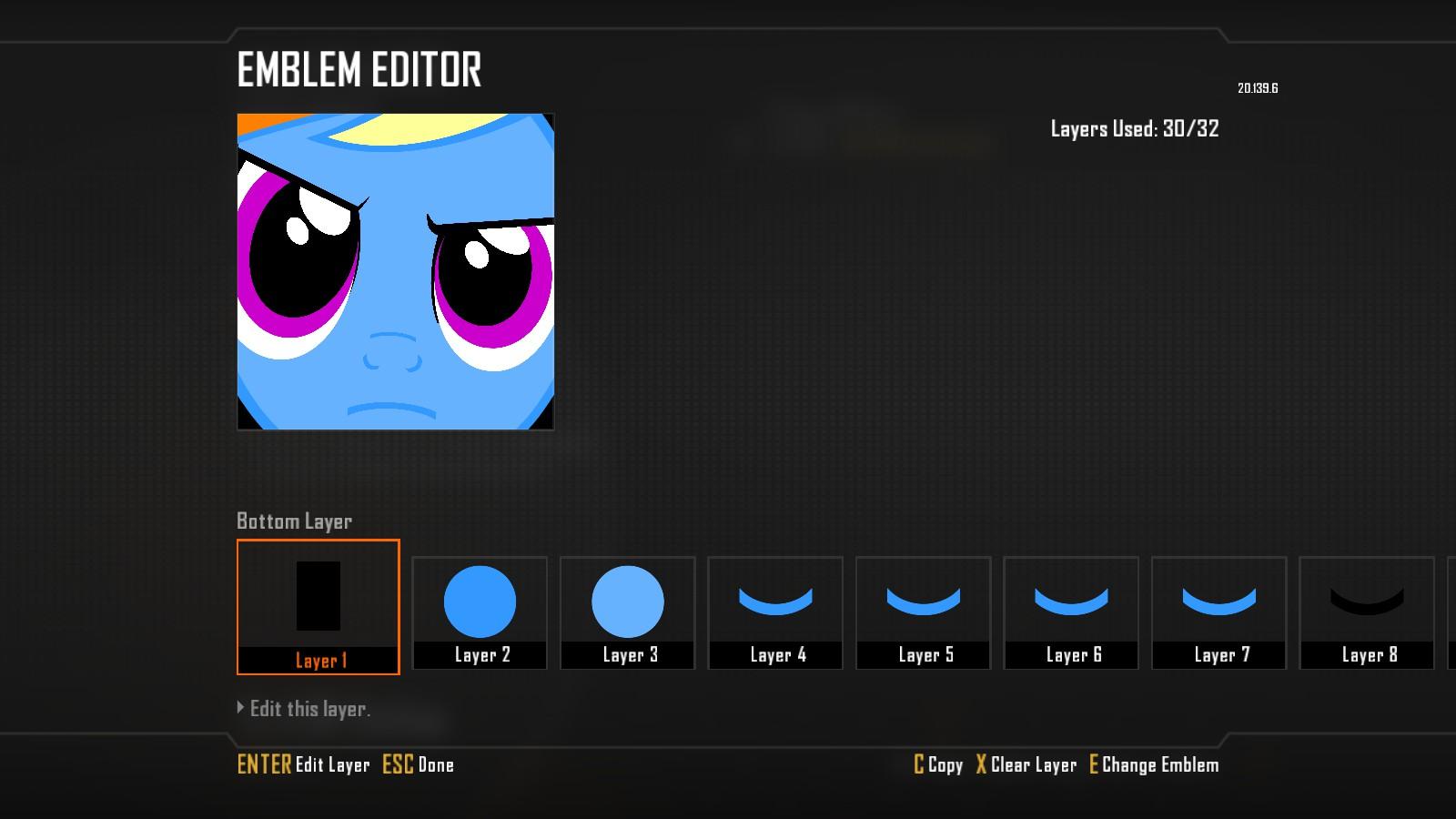 my black ops 2 emblem 3 visual fan art mlp forums