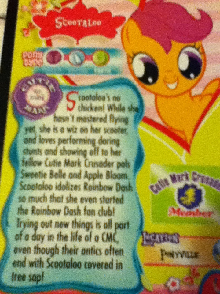 Should Scootaloo Fly Or Be Disabled Page 6 Fim Show Discussion Mlp Forums This system was put in place in wod and continues into legion and bfa. should scootaloo fly or be disabled