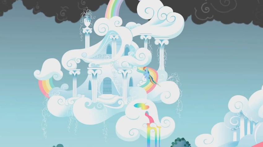 Where Does Rainbow Dash Live Fim Show Discussion Mlp Forums