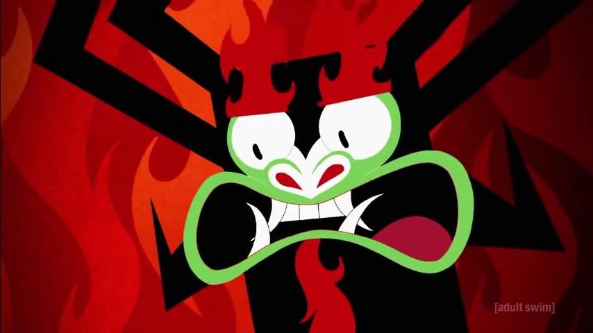 Aku Angry Reaction Image.jpg