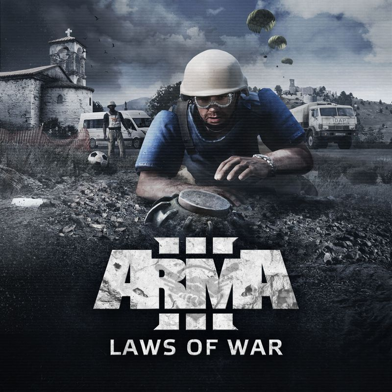 A Review of the latest ArmA 3 DLC, Laws of War - Hazard