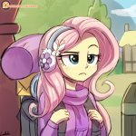 Fluttershy's Yay