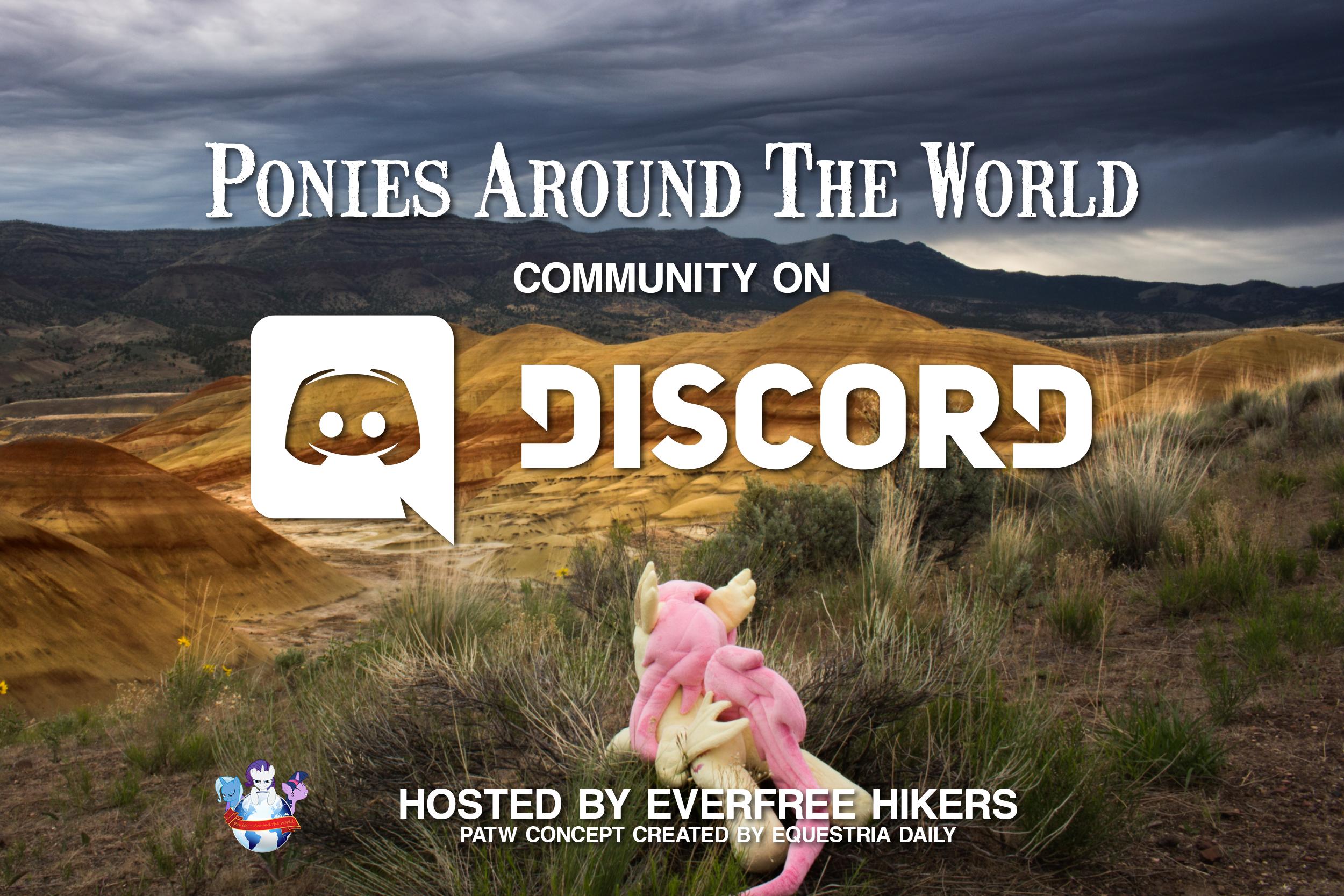 Ponies Around the World Discord Server