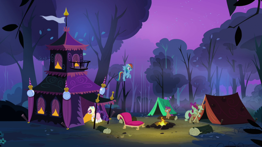 Rarity_and_Applejack_entering_their_respective_tents_S3E06.png