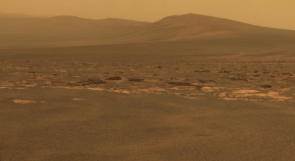 West Rim of Endeavour Crater on Mars.jpg