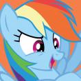 My Rainbow Dashie