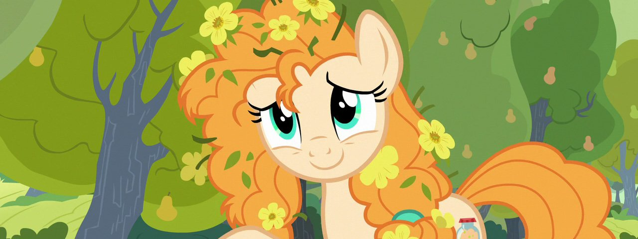 On Cutie Marks & Pear Butter