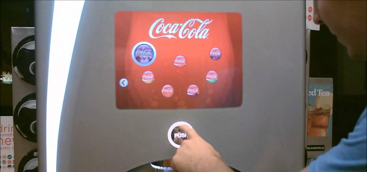 Episode 5 - Digital Drink Machines