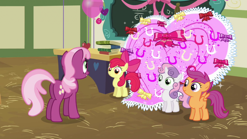 CMC_showing_Cheerilee_the_card_S2E17.png