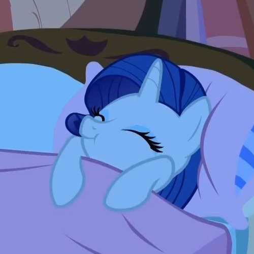 Rarity sleeping 2.jpg