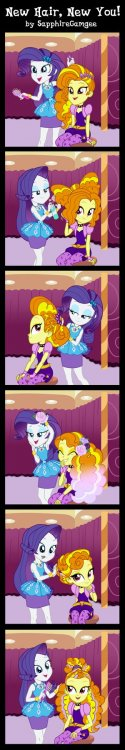 Rarity and Adagio- Hairstyles strip low-res.jpg