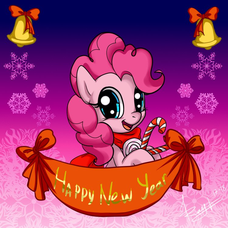 1402794836_1632364__safe_artist-colon-mnimorea_pinkiepie_banner_bell_candy_candycane_food_gradientbackground_happynewyear_holiday_pony_snow_snowflake_solo.jpeg.cdbb1b495d8fe1b0542549d2be82e690.jpeg