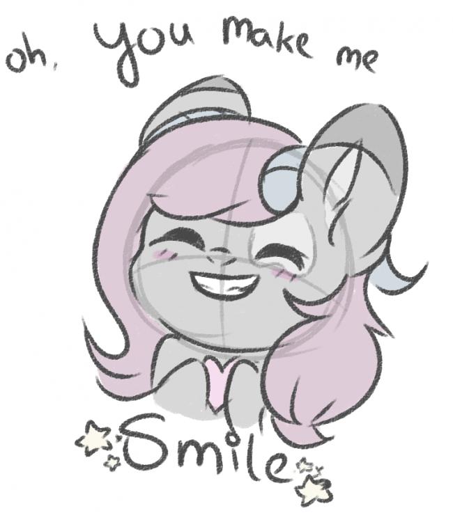 You make me smile - deerie.png