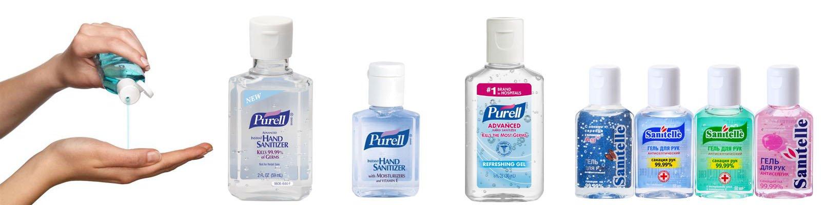 Episode 57 - Hand Sanitizer Bottles