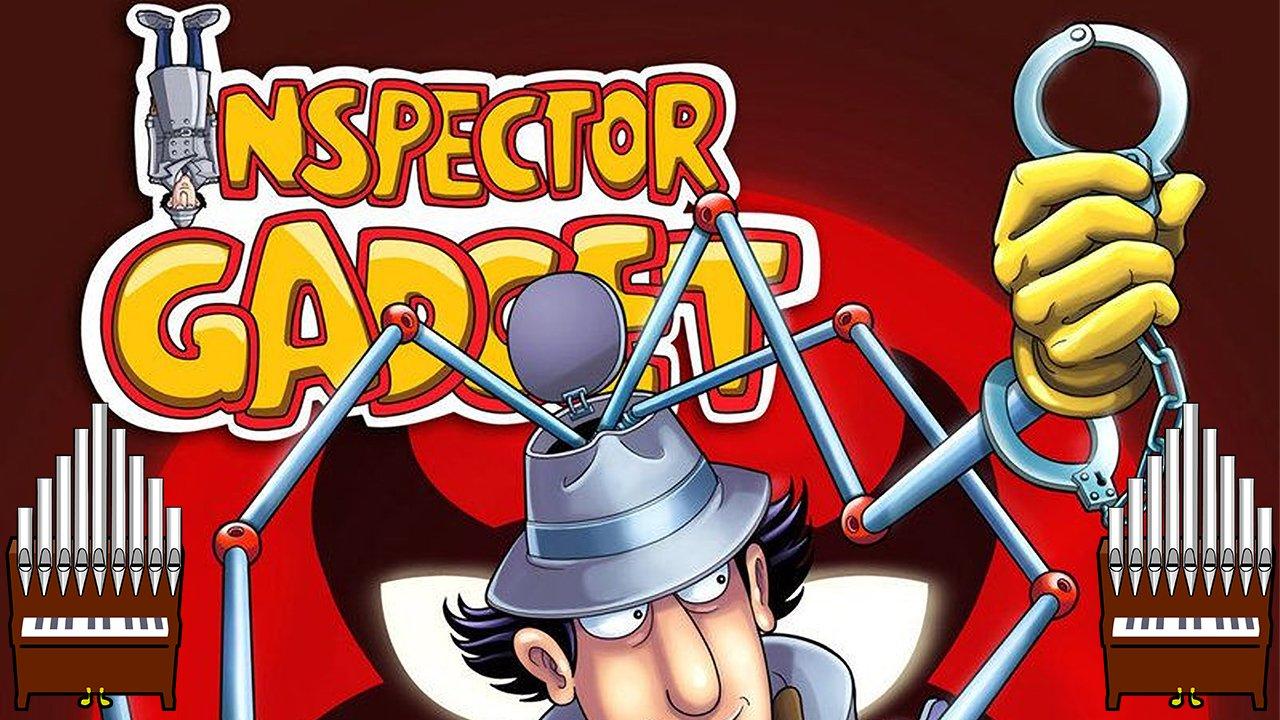 Inspector Gadget Theme Song Organ Cover