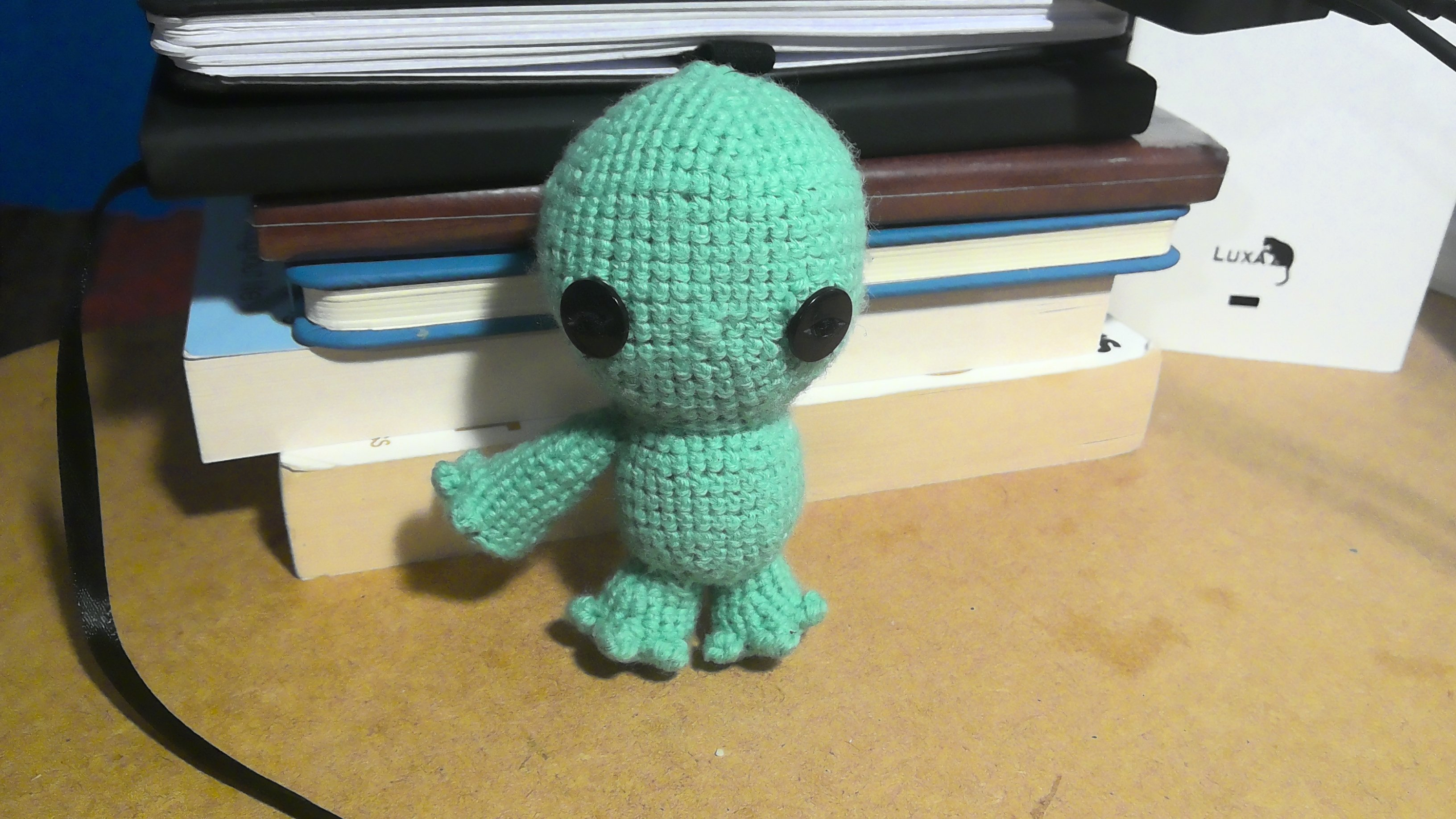 Baby Yoda's First Arm