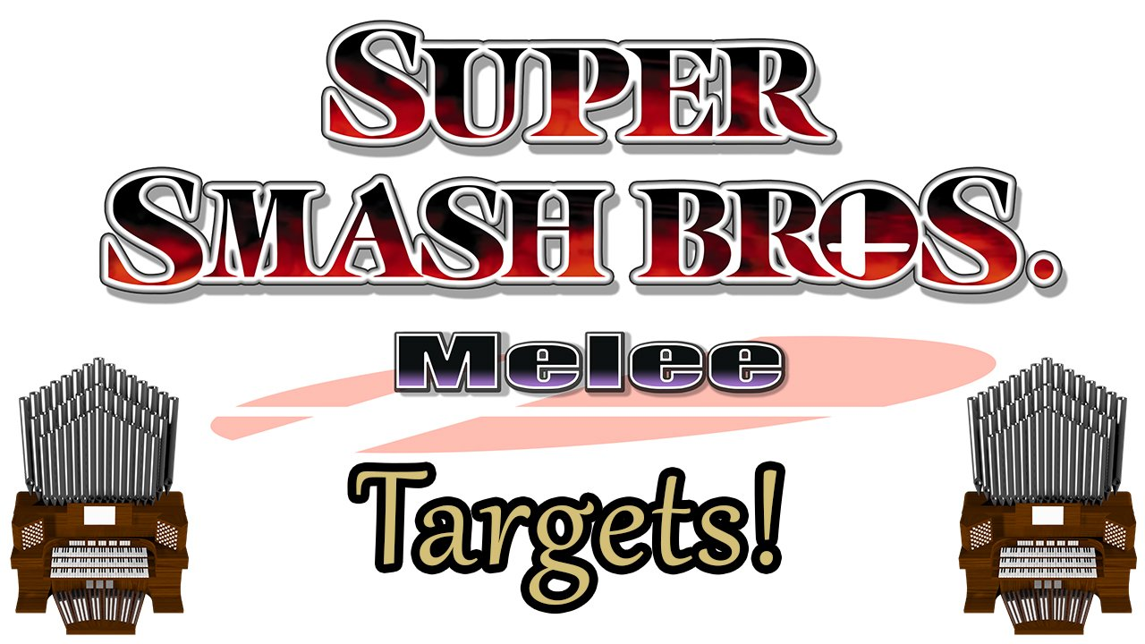 Targets! (Super Smash Bros. Melee) Organ Cover