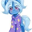 Fluffy trixie