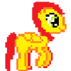 The Pixelated Pony
