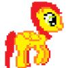 The Pixelated Pony