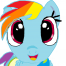 Rainbow Dash Fan