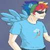 Rainbow Dirk